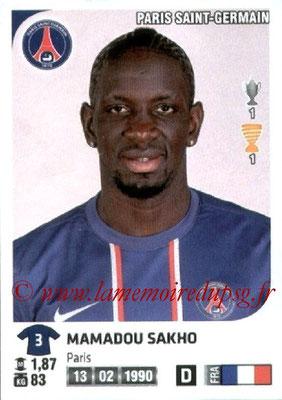N° 298 - Mamadou SAKHO