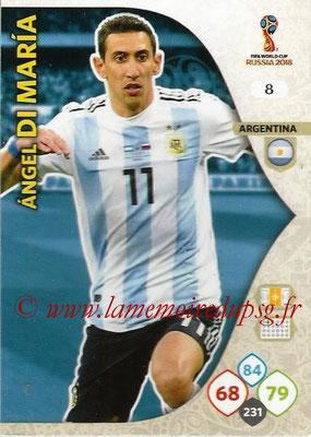 N° 008 - Angel DI MARIA (2015-??, PSG > 2018, Argentine)