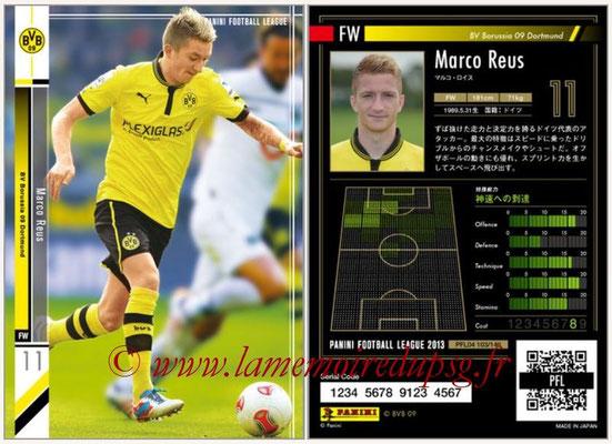 Panini Football League 2013 - PFL04 - N° 103 - Marco REUS (Borussia Dortmund)