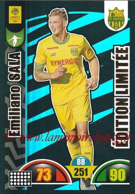 2018-19 - Panini Adrenalyn XL Ligue 1 - N° LE-ES - Emiliano SALA (Nantes) (Edition Limitée)