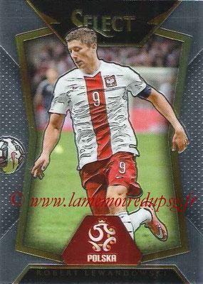 2015 - Panini Select Soccer - N° 080 - Robert LEWANDOWSKI (Pologne)