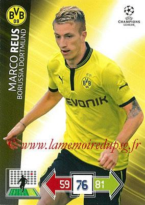 2012-13 - Adrenalyn XL champions League N° 080 - Marco REUS (Borussia Dortmund)