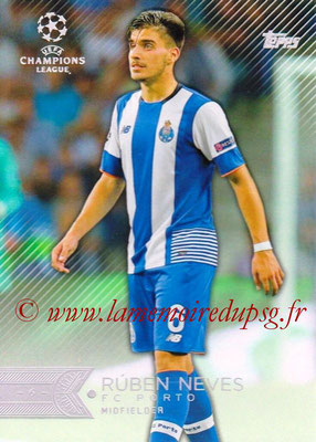 2015-16 - Topps UEFA Champions League Showcase Soccer - N° 166 - Rúben NEVES (FC Porto)