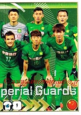 2015-16 - Panini FIFA 365 Stickers - N° 268 - Equipe Beijing Guoan FC 2