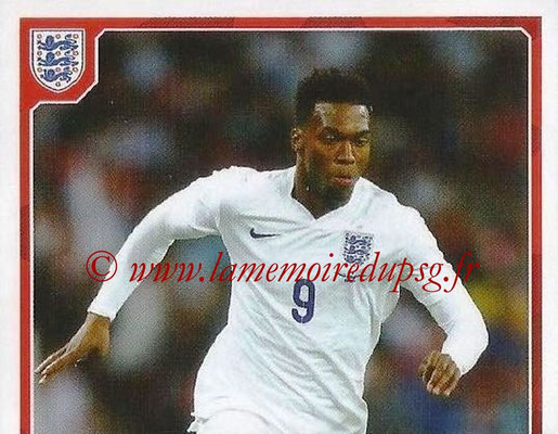Panini England 2016 - N° 227