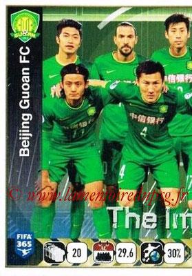 2015-16 - Panini FIFA 365 Stickers - N° 267 - Equipe Beijing Guoan FC 1