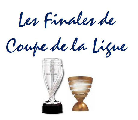 Les Tickets de Finales de Coupe de la Ligue