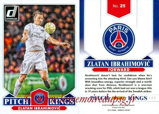 N° PK25 - Zlatan IBRAHIMOVIC (Pitch Kings)