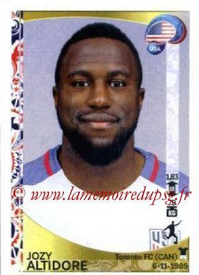 Panini Copa America Centenario USA 2016 Stickers - N° 035 - Jozy ALTIDORE (USA)