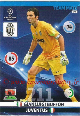 2014-15 - Adrenalyn XL champions League N° 145 - Gianluigi BUFFON (Juventus FC)