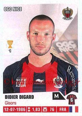 N° 303 - Didier DIGARD (2007-08, PSG > 2013-14, Nice)