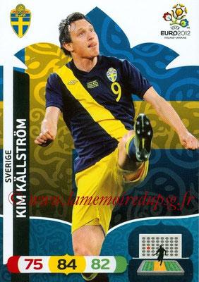 Panini Euro 2012 Cards Adrenalyn XL - N° 207 - Kim KÄLLSTRÖM (Suède)