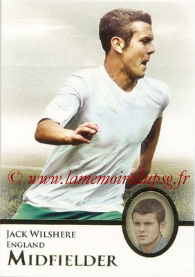 2013 - Futera World Football Unique - N° 062 - Jack WILSHERE (Angleterre) (Midfielder)
