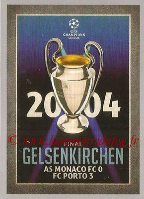 2015-16 - Topps UEFA Champions League Stickers - N° 596 - UEFA Champions League Final 2003-04