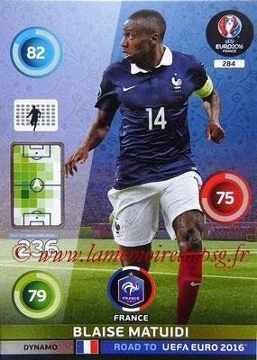 N° 284 - Blaise MATUIDI (2011-??, PSG > 2015, France) (Dynamo)