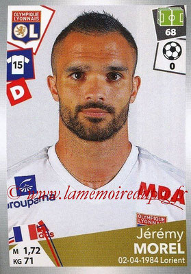 2017-18 - Panini Ligue 1 Stickers - N° 188 - Jérémy MOREL (Lyon)