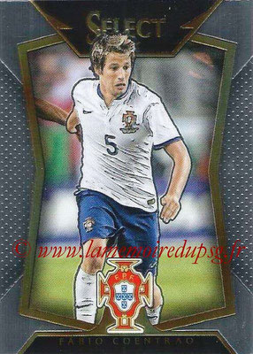 2015 - Panini Select Soccer - N° 033 - Fabio COENTRAO (Portugal)