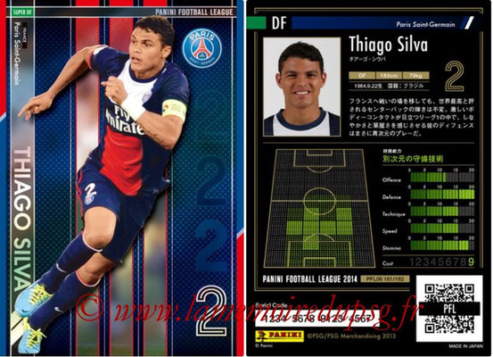 N° 161 - Thiago SILVA (Super DF)