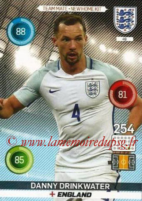 Panini England 2016 Adrenalyn XL - N° 049