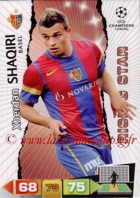 2011-12 - Panini Champions League Cards - N° 041 - Xhertan SHAQIRI (FC Bâle)