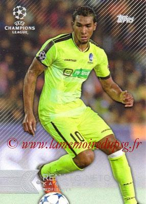 2015-16 - Topps UEFA Champions League Showcase Soccer - N° 189 - Renato NETO (KAA Gent)