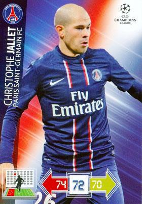 N° U092 - Christophe JALLET
