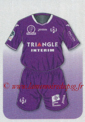 2017-18 - Panini Ligue 1 Stickers - N° 491 - Maillot Toulouse