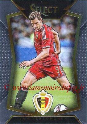 2015 - Panini Select Soccer - N° 086 - Jan VERTONGHEN (Belgique)