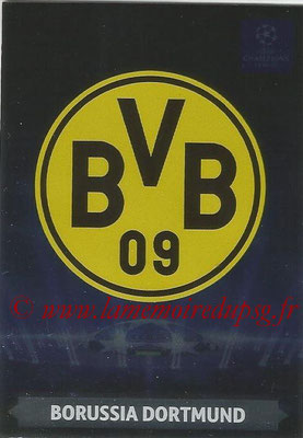 2013-14 - Adrenalyn XL champions League N° 010 - Borussia Dortmund