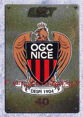 2015-16 - Panini Ligue 1 Stickers - N° 313 - Ecusson OGC Nice