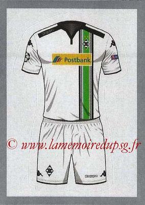 2015-16 - Topps UEFA Champions League Stickers - N° 230 - Maillot Domicile VFL Borussia Mönchengladbach