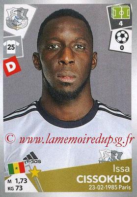 2017-18 - Panini Ligue 1 Stickers - N° 004 - Issa CISSOKHO (Amiens)