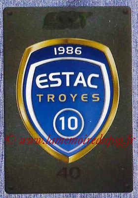 2015-16 - Panini Ligue 1 Stickers - N° 457 - Ecusson ESTAC Troyes