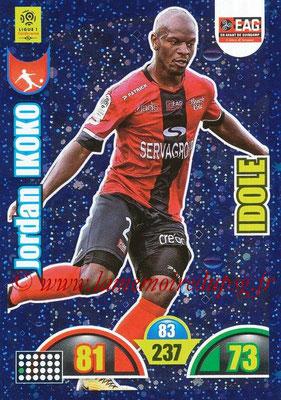 N° 371 - Jordan IKOKO (2013-17, PSG > 2018-19, Guingamp) (Idole)