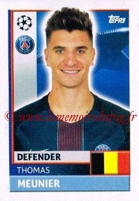 N° PSG 5 - Thomas MEUNIER
