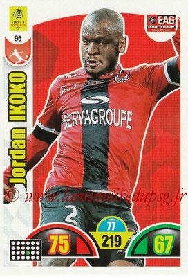 N° 095 - Jordan IKOKO (2013-17, PSG > 2018-19, Guingamp)