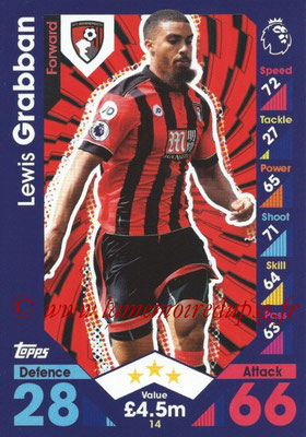 2016-17 - Topps Match Attax Premier League - N° 014