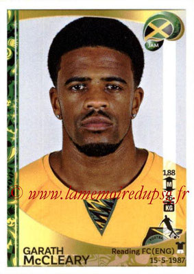 Panini Copa America Centenario USA 2016 Stickers - N° 268 - Garath McCLEARY (Jamaïque)