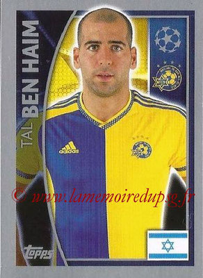 2015-16 - Topps UEFA Champions League Stickers - N° 498 - Tal BEN HAIM (Maccabi Tel-Aviv FC)