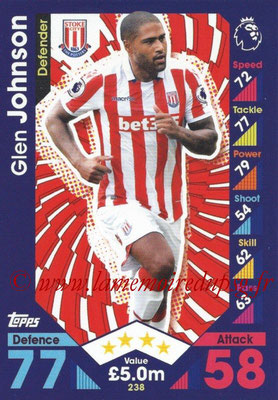 2016-17 - Topps Match Attax Premier League - N° 238