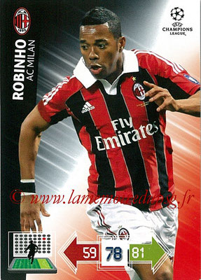 2012-13 - Adrenalyn XL champions League N° 160 - Giampaolo PAZZINI (Milan AC)