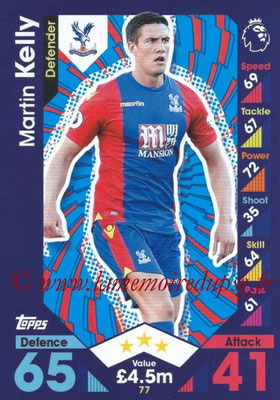 2016-17 - Topps Match Attax Premier League - N° 077