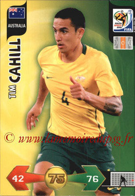 2010 - Panini FIFA World Cup South Africa Adrenalyn XL - N° 028 - Tim CAHILL (Australie)