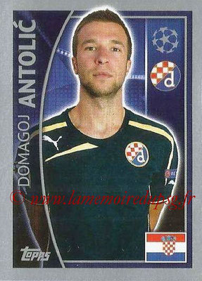2015-16 - Topps UEFA Champions League Stickers - N° 429 - Domagoj ANTOLIC (GNK Dinamo Zagreb)