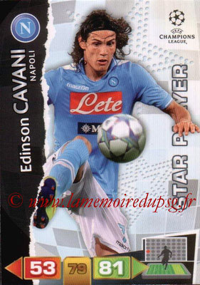 N° 182 - Edinson CAVANI (2011-12, Naples, ITA > 2013-??, PSG) (Star player)