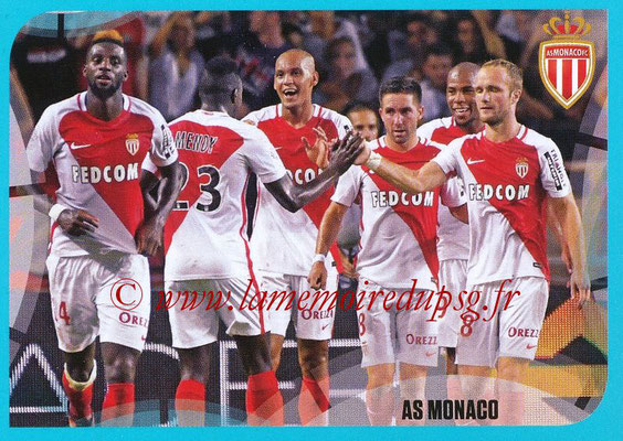 2016-17 - Panini Ligue 1 Stickers - N° 467 - Joie Monaco