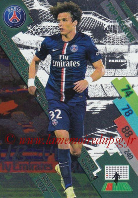 N° 342 - PSG-UP3 - David LUIZ (Top recrue)