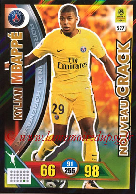 N° 527 - Killian MBAPPE (Nouveau Crack)
