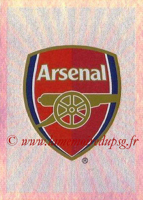 2015-16 - Topps UEFA Champions League Stickers - N° 392 - Logo Arsenal FC