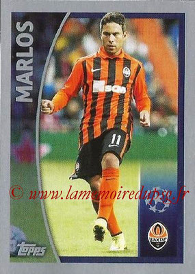 2015-16 - Topps UEFA Champions League Stickers - N° 579 - MARLOS (FC Shakhtar Donetsk) (Player to Watch)